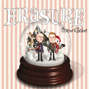Erasure Snow Globe J写 large
