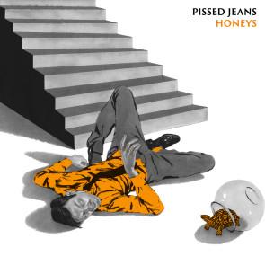 Pissed Jeans_honeysジャケット写真