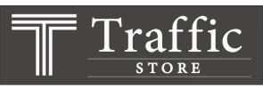 Traffic STORE banner black 200X60
