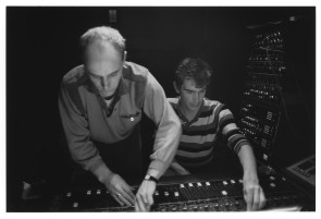MarkStewart_AdrianSherwood_London, 1985_credit_Beezer_Low