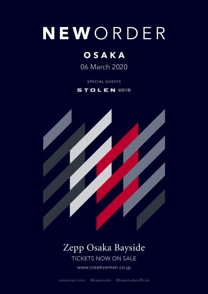 New Order_osaka